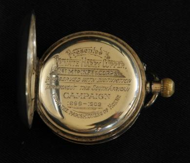 Harry Cupper's Watch